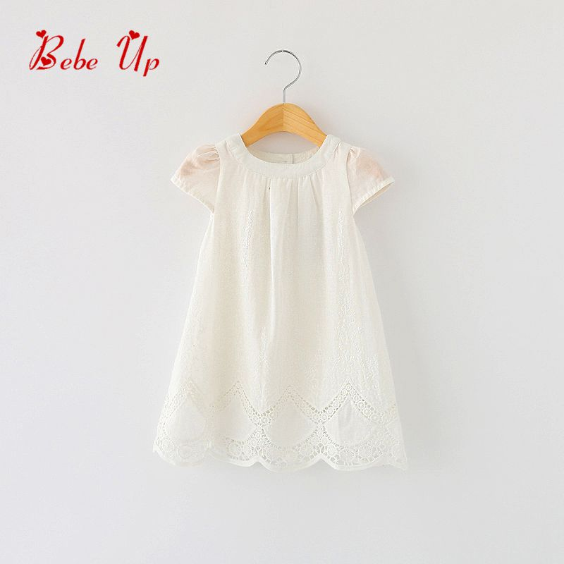 Toddler Girls Cotton Dresses Summer 2017 Kids Dress Snow White Children Girl Fashion Clothes Party Birthday Clothing - Hangzhou Taijia Co.,Ltd store