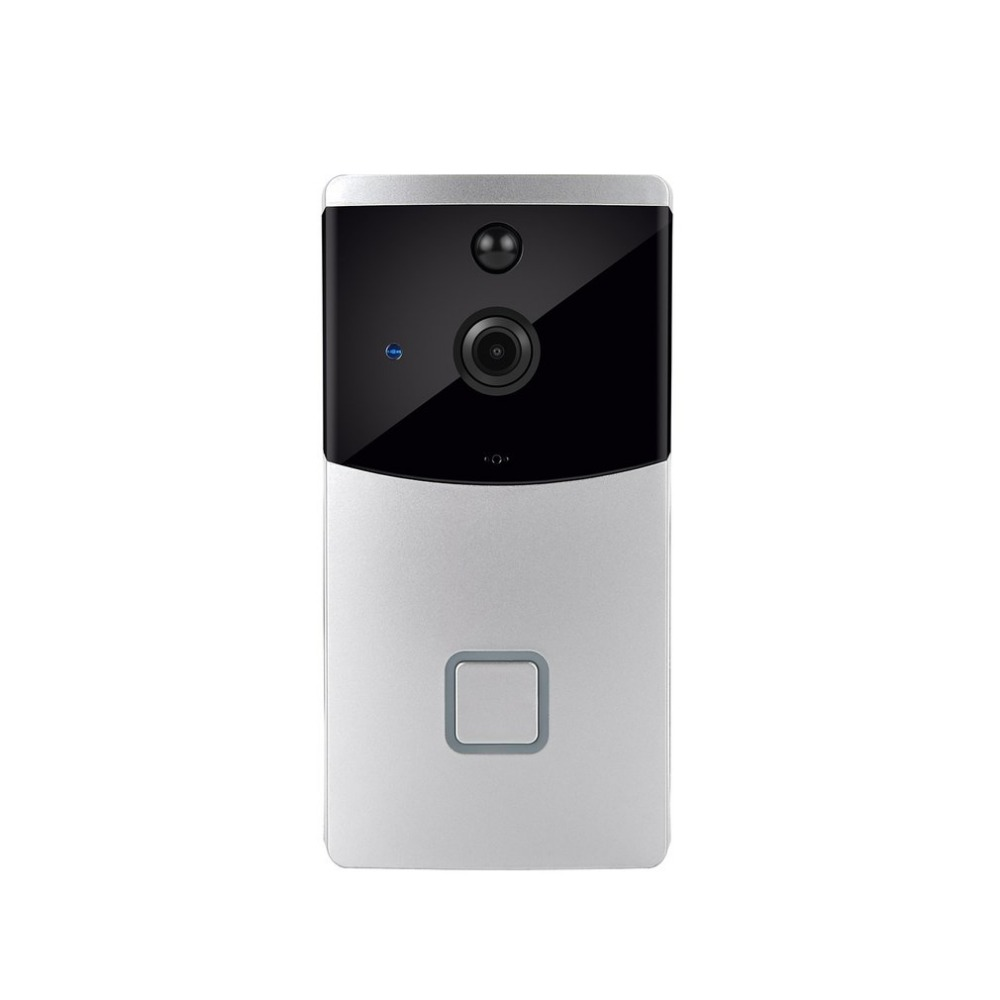 Home alarm smart wifi video doorbell wireless video intercom doorbell mobile phone remote videoHome alarm smart wifi video doorbell wireless video intercom doorbell mobile phone remote video