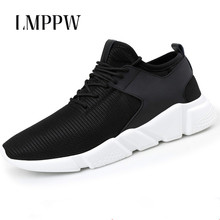 Male Casual Shoes Brand Men Flats Luxury Men Sneakers Breathable Casual Men 2019 Fashion Light Mesh Walking Shoes Men Footwear цена