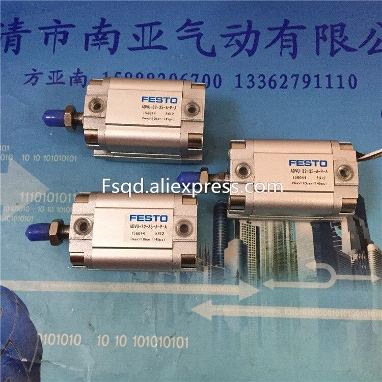 все цены на ADVU-32-35/40/45-A-P-A   FESTO Compact cylinders  pneumatic cylinder  ADVU series онлайн