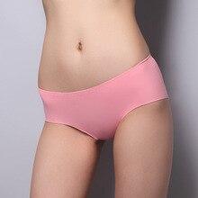 Seamless Underpants padded underwear Lingerie briefs