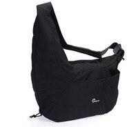 Black/Gray Lowepro Passport Sling III SLR camera bag Travel Bag shoulder camera bag