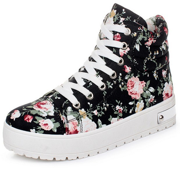 NEW 2015 women sneakers,canvas shoes fashion women shoes ...