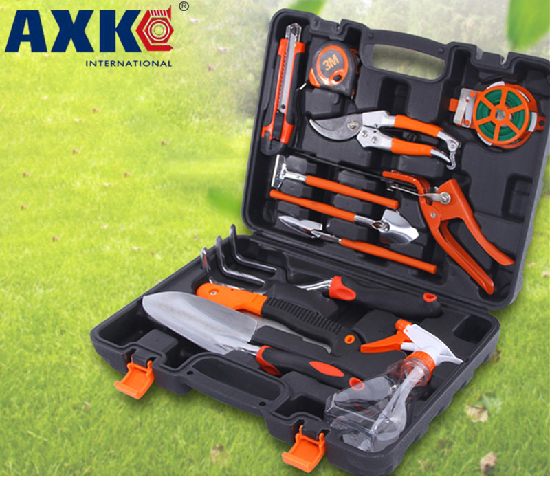 Garden Tool Sets Combination Of Gardening Tools Aluminum Alloy Garden Spade Household Composition Set12 Pcs/LotGarden Tool Sets Combination Of Gardening Tools Aluminum Alloy Garden Spade Household Composition Set12 Pcs/Lot