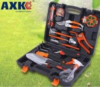 Garden Tool Sets Combination Of Gardening Tools Aluminum Alloy Garden Spade Household Composition Set12 Pcs/Lot