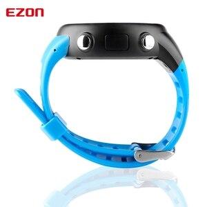 Image 5 - Top Merk Ezon T031 Oplaadbare Gps Timing Horloge Running Fitness Sport Horloges Calorieën Teller Afstand Tempo 50M Waterdicht