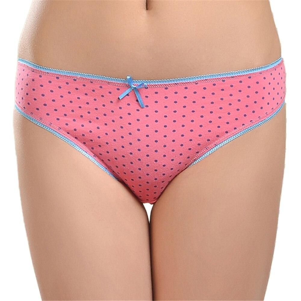 Online Get Cheap Cotton Panties Underwear Cute Bow Dot -Aliexpress ...