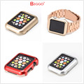 Luxury Slim Cool Armor Case For Apple Watch 38/42mm Accessories Armor Hard Back Cover Capa For Apple Watch cases