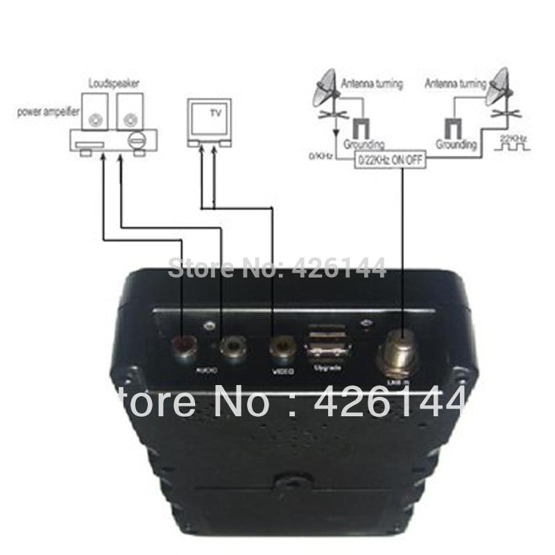 Le détecteur de signal de télévision numérique fonctionne avec - Accueil audio et vidéo - Photo 4