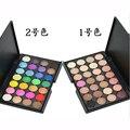 1 UNID Profesional base de Maquillaje Comestic Paleta Natural de 28 Colores Ultra Brillo paleta de Sombra de Ojos Maquillaje Paleta de Sombra de ojos de Larga Duración