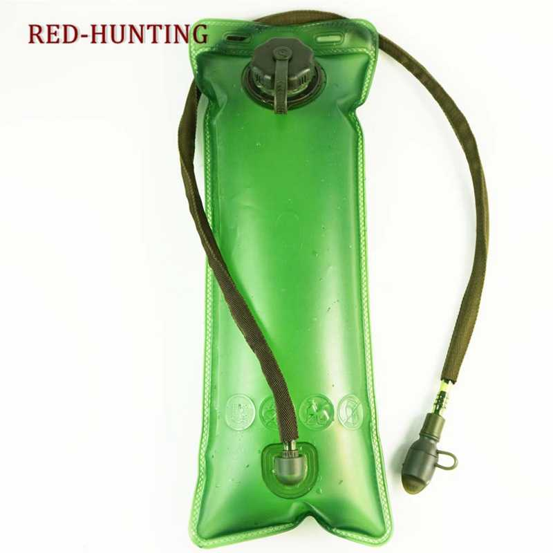 Hydration Bladder Storage Bags Drinking Water Foldable Pouches Camping Equipment 3L