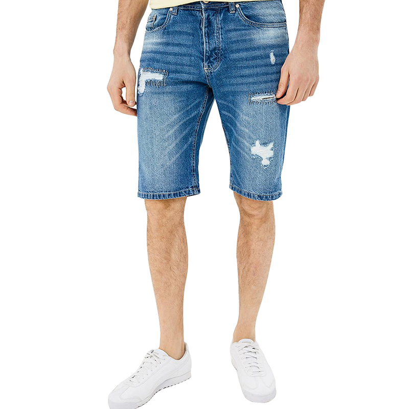 Casual Shorts MODIS M181D00263 men cotton shorts for male TmallFS
