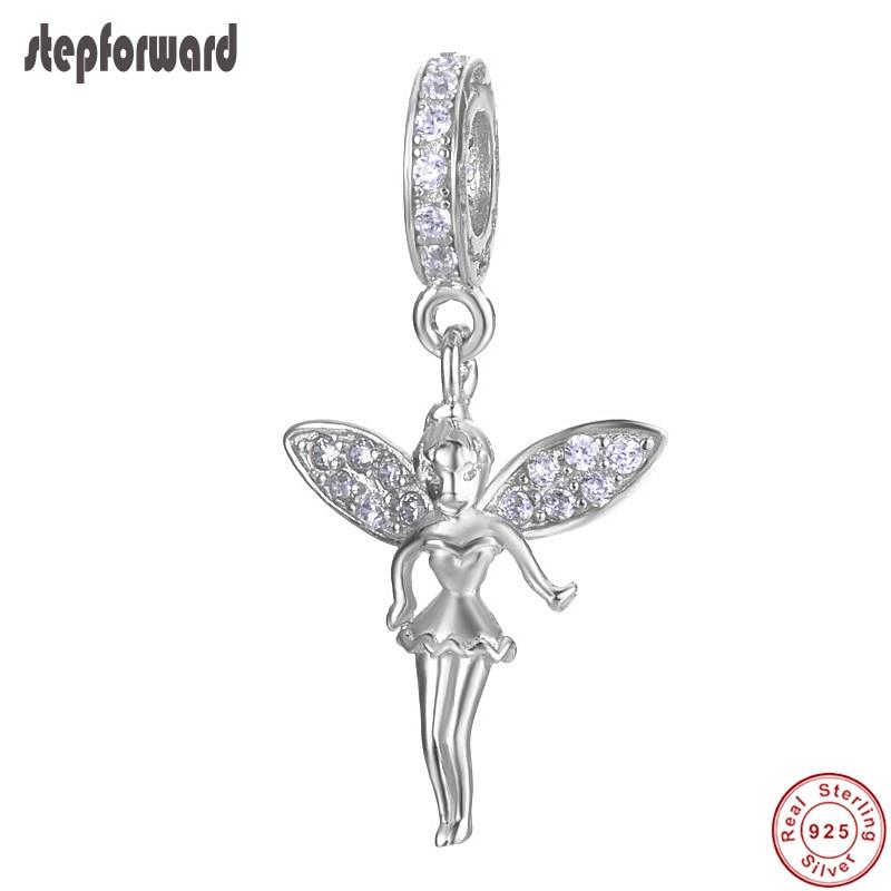 Bonyak Jewelry Sterling Silver 5.5mm Charm Link