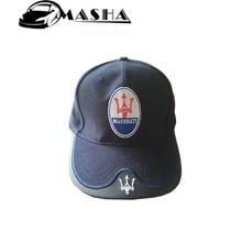 Para los hombres y mujeres gorra de béisbol bordados motocicleta maserati VW caps sombreros casuales