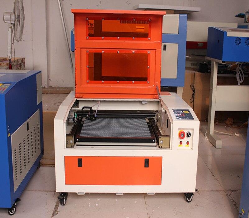 High Quality Upgrade 4040 40w 50w 60w Co2 Laser Engraving Cutting Machine