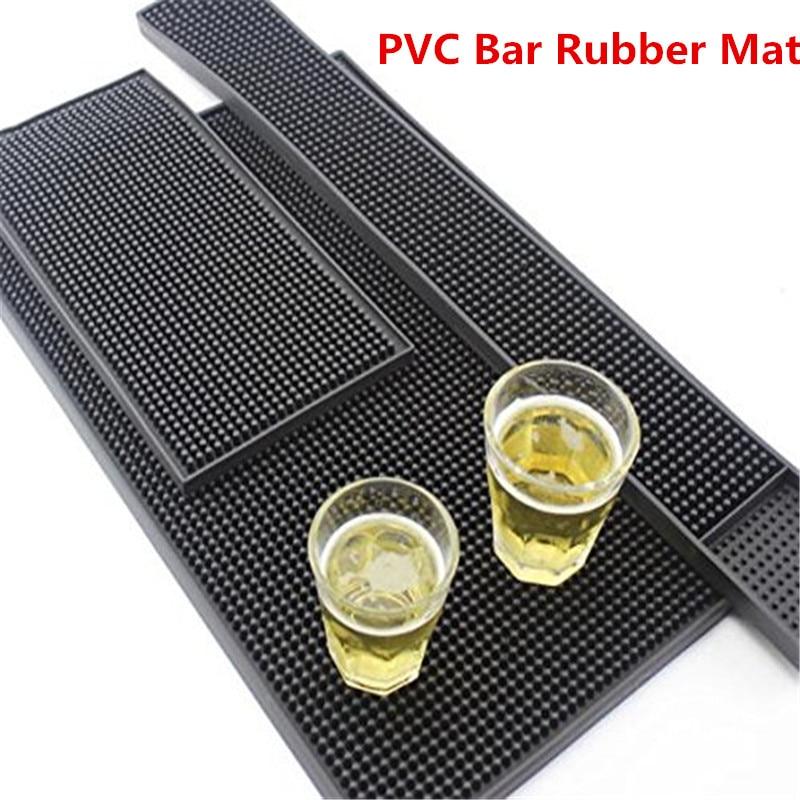 Paillettes drinks coasters set de 6 argent /& noir