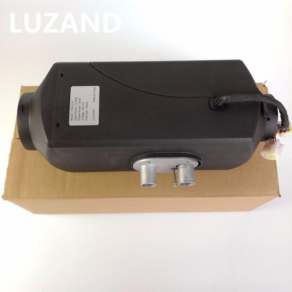 2017 5kw 24V luchtdiesel niet Webasto parkeerverwarming Soortgelijke - Auto-elektronica - Foto 1