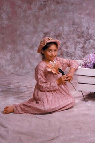 10x20ft tye-die mousseline rose mariage photo décors photographie, toile de coton photographie arrière-plans pour la famille de noël MC1065