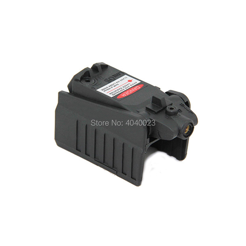 Tactical Compact Glock Red Laser Pistol Laser Sight For Glock 17 18C 19 22 23 25 26 27 28 31 32 33 34 35 37 Series-4