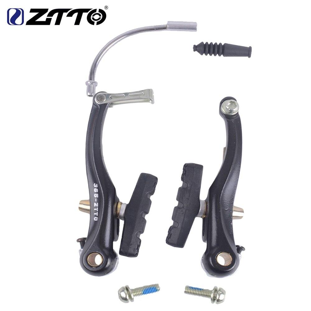 ZTTO bike parts mountain MTB V brake caliper accessories aluminum pads v-brakes