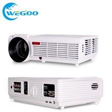 LED-96 Proyector LCD + LED de la lámpara 3000 Lúmenes soporte 1080 P de cine en Casa de Vídeo HD LCD Proyector Proyector Para El entretenimiento reproducir la película