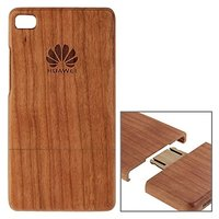 Cases Hot Original LOGO Pattern Separable Wood Bamboo Wooden Phone Case For Huawei P8/P9/P7 PLUS/For Huawei P8 Lite/P9 Lite