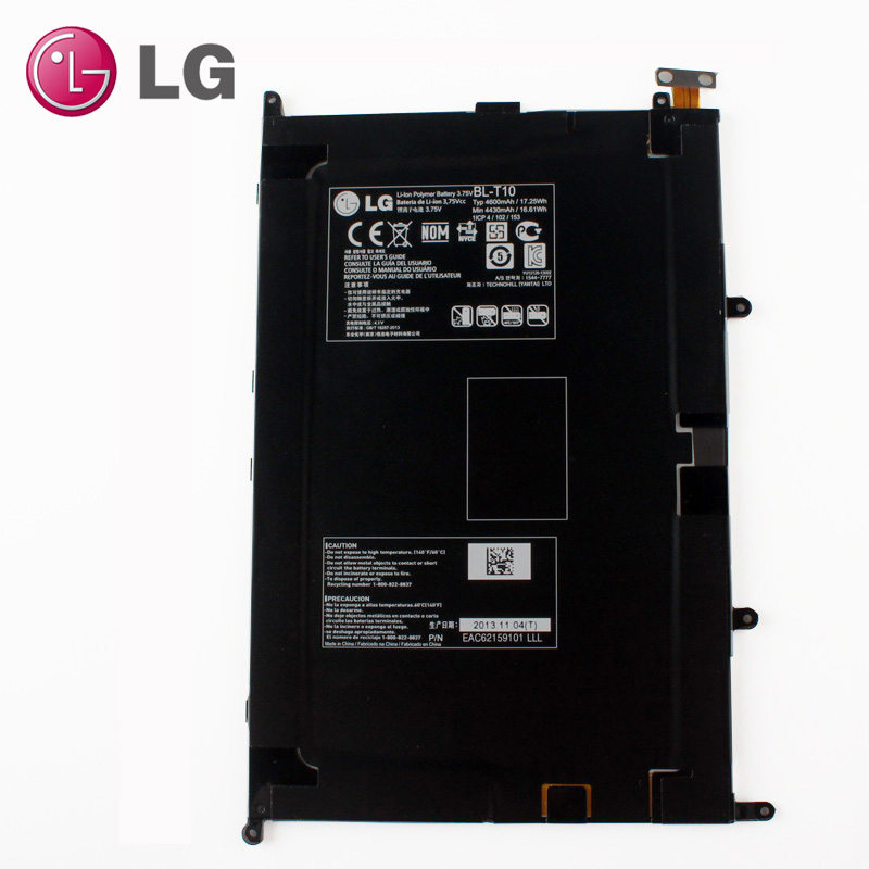NEW Original LG <font><b>BL</b></font>-<font><b>T10</b></font> Internal Battery for LG GPAD G PAD 8.3 <font><b>BL</b></font>-<font><b>T10</b></font> VK810 V500 image