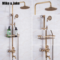 Bathroom Antique Shower Set With Ceramic Wall Shower Faucet Antique Shower Set Antique Shower Bathtub Hot