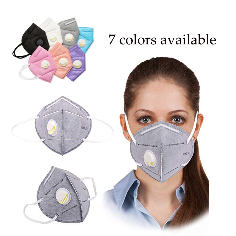 3 pack n95 pollution respirator dust mask