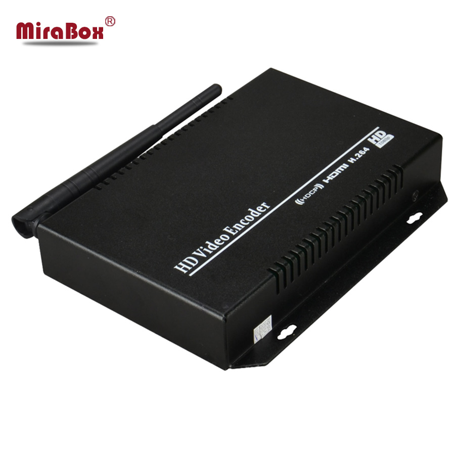 H.264 Wireless HDMI Video Encoder Streaming Encocder HDMI Transmitter Live Broadcast Encoder H264 Wireless IPTV Encoder