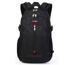 Laptop Backpack Men Notebook Computer Backpacks for 15incn 14 13 Shoulder school bags free shipping
