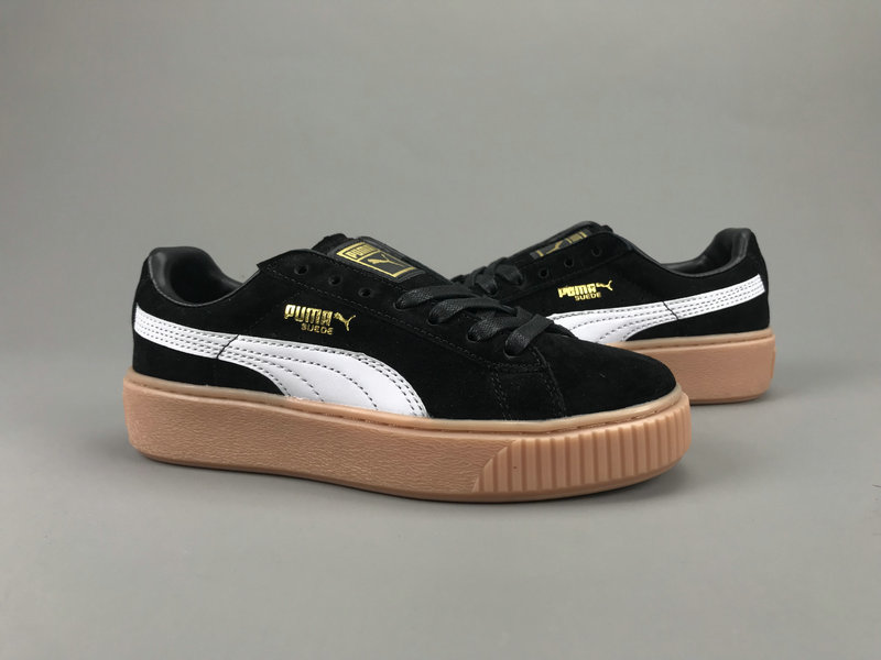 Free shipping 2018 new Puma generations Womens series other series of classic haint badminton shoes
