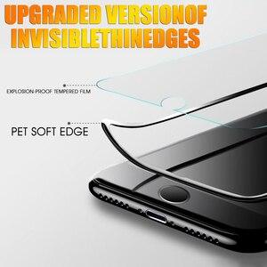 Image 3 - מגן זכוכית על עבור iPhone 6 6s 7 8 בתוספת X XR XS מקס זכוכית מסך מגן עבור iPhone 11 פרו מקס SE 2020 מזג זכוכית