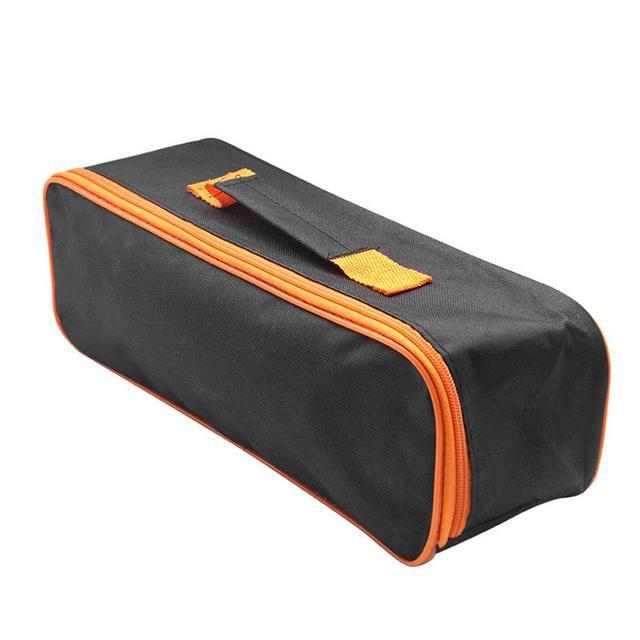 Portable car storage Car Vacuum Cleaner Repair Tools Zipper Storage Carry Bag Tote Pouch car accessories