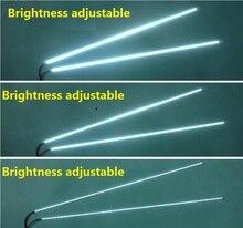 "Güncelleyebilir 27 ""27 inç CCFL LCD LED monitör, 620mm LED aydınlatmalı şerit kiti"