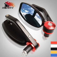 Universal CNC Aluminum Motorcycle Rearview Mirrors Rear View Side Mirror For Yamaha xmax X-MAX 125 200 300 400 XMAX300 X MAX