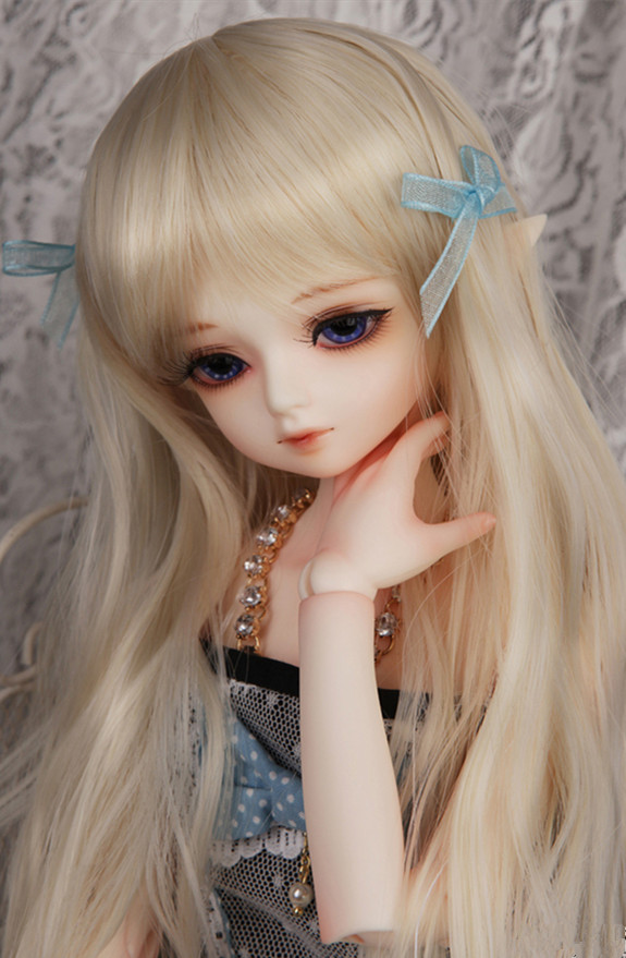 BJD 1/4doll-Head Joint Doll Free Eyes stenzhorn bjd doll 1 4doll unoa lusis joint doll free eye