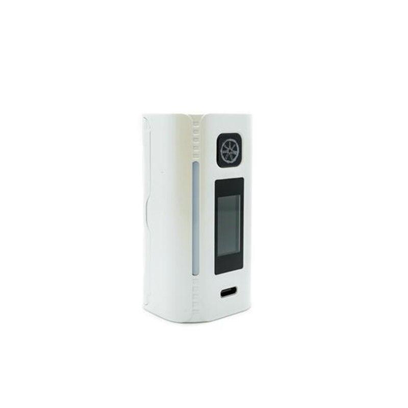 asMODus Lustro 200 Вт коробка мод сенсорный экран 200 Вт электронная сигарета Vape мод с GX-200-HUT чипсетом без батареи 18650