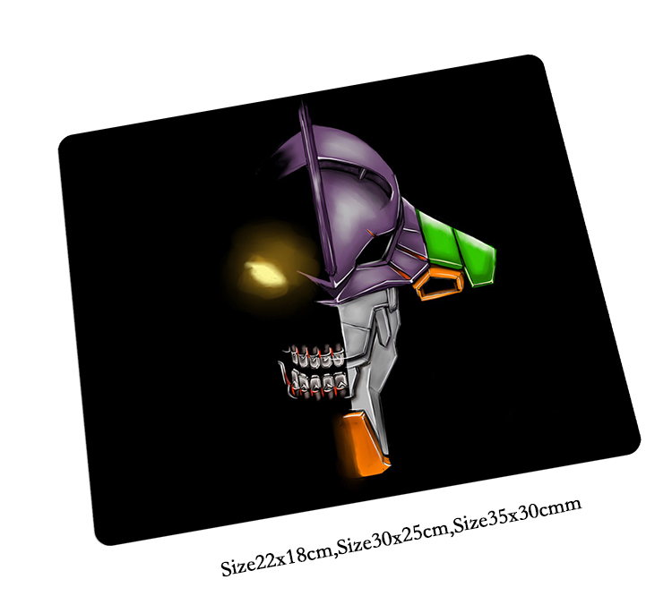 evangelion mouse pad Christmas gifts gaming mousepad gear cool gamer mouse mat pad game computer locked padmouse photo play mat