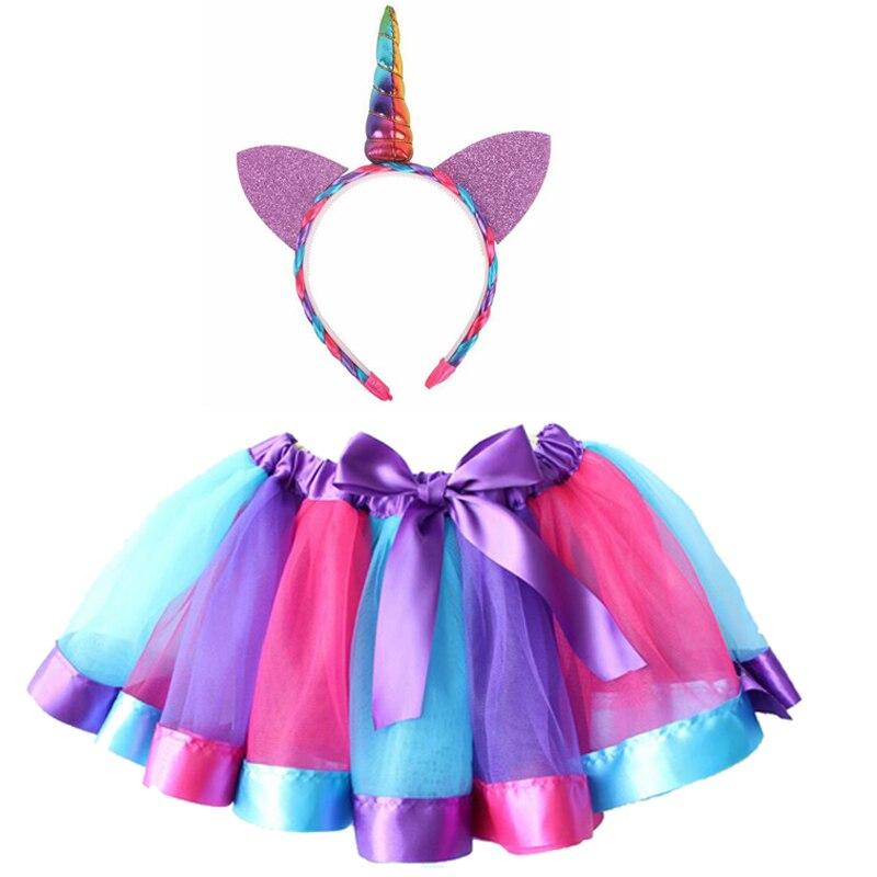girls ballet costumes skirt birthday party costume cosplay dance ...