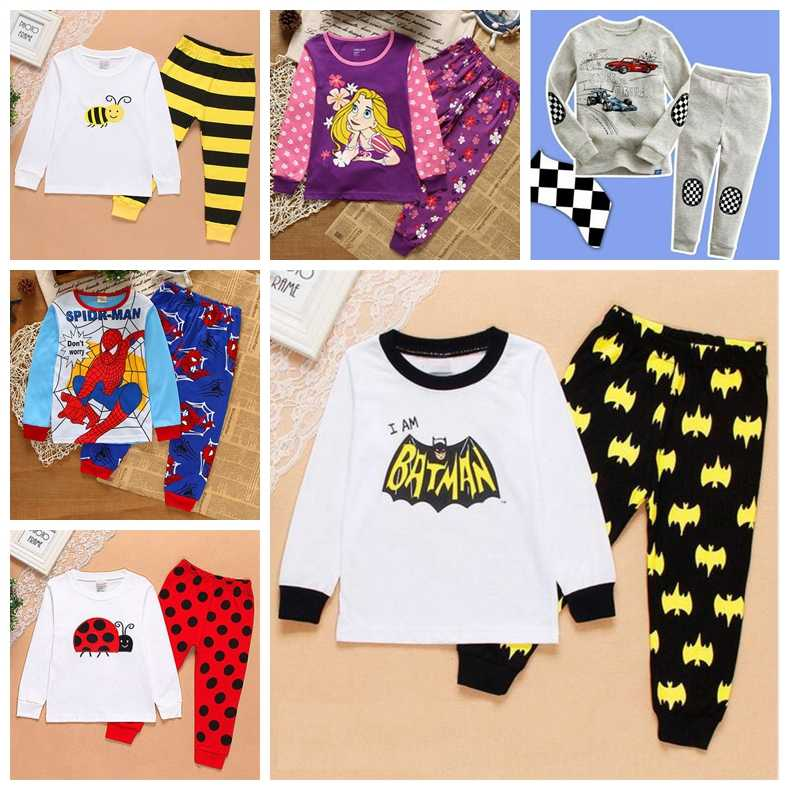 71af9e9bd225 Detail Feedback Questions about Retail! Children Sleepwear Pajama ...