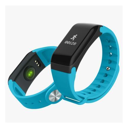 Waterproof Sphygmomanometer Blood Pressure monitor Heart Rate Sleep Monitor Fitness Sport Bracelet Smart APP Wristband Smartband