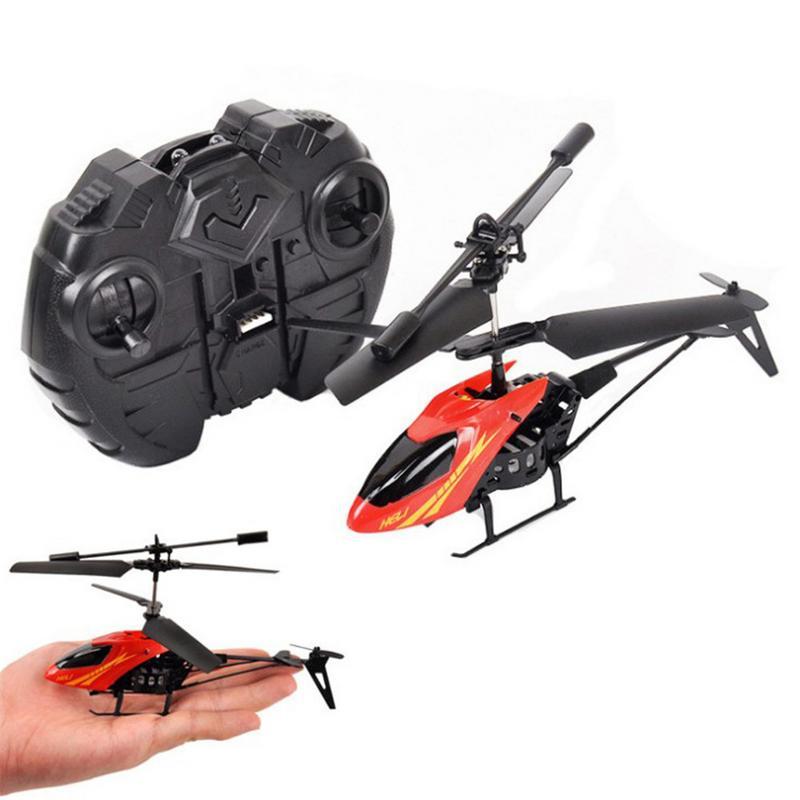 Mini RC Drone Flying RC helicóptero aviones Dron Anti-caída Control remoto Drone Dron juguetes de los niños el envío libre