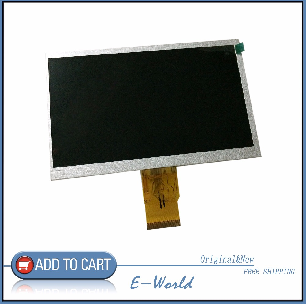 Original And New 7inch LCD Screen M070VGB50-04G1 M070VGB50 M070VGB50-04 For Tablet Pc Free Shipping