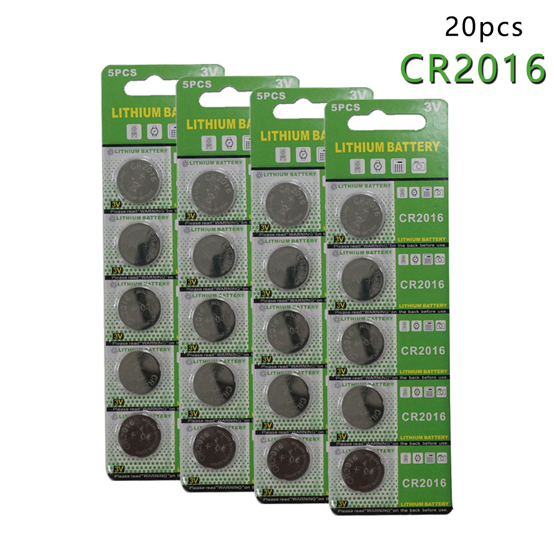 Centechia Top Sale 20Pcs CR2017 3V Cell Battery Button Battery ,Coin Battery,cr 2017 lithium battery ...