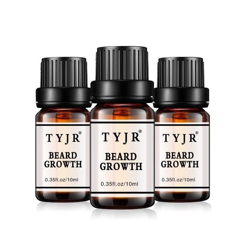 Thick Beard Growth Serum Facial Hair Growth Essence Mustache Growth Liquid Fast Hair Growth Treatment