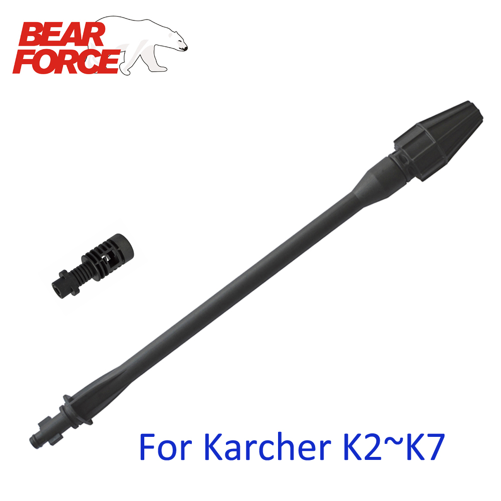 Pressure Washer Wand Tip Car Washer Rotating Turbo Lance Nozzle Tip For Karcher K1 K2 K3 K4 K5 K6 K7 High Pressure Washers