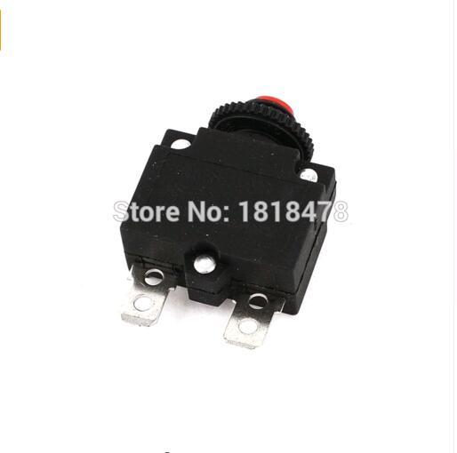 Hs R01 5a Ac 125 250v Air Compressor Circuit Breaker Overload Protector