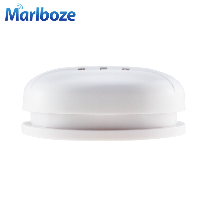 Image 5 - Marlboze Wireless 433mhz Smog Detector Photoelectric Smoke Fire Sensor for Wireless Home Security WIFI GSM Alarm System-in Smoke Detector from Security & Protection