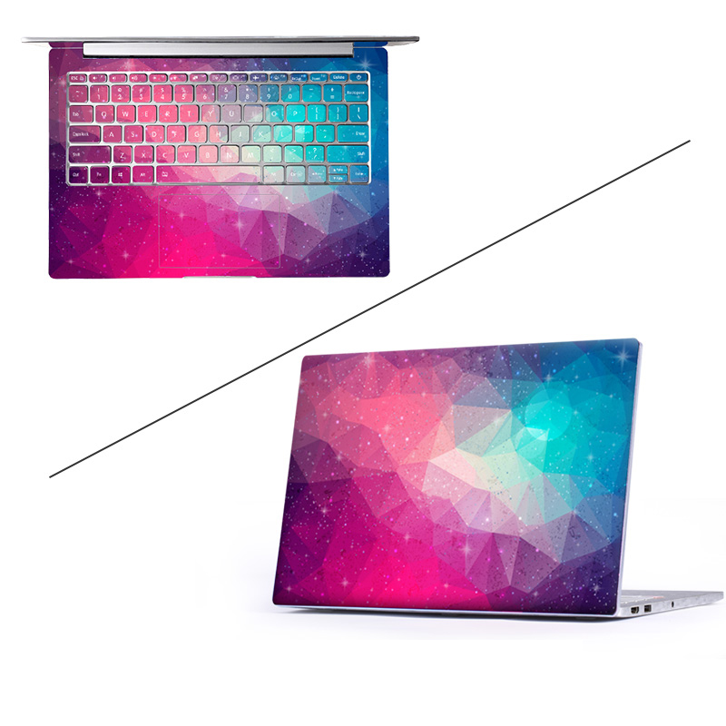 Fashion Laptop Cover Plastic Hard Case NoteBook Coque for Xiaomi Air 13 inch Fingerprint Version 2017+Keyboard Cover/Skins